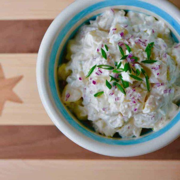Old World Potato Salad